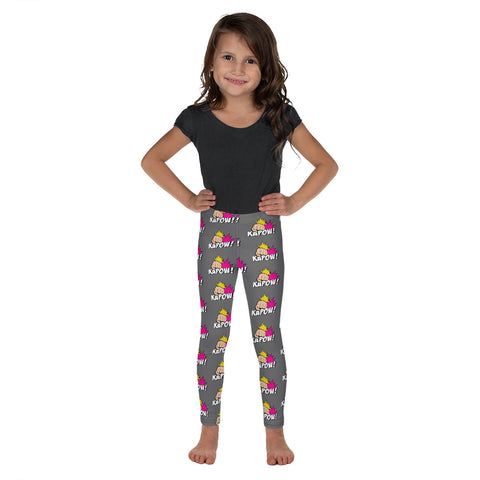 Kapow - Kid's Leggings