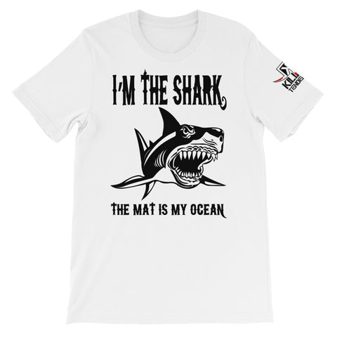 """I'm The Shark"" Short-Sleeve Unisex T-Shirt"