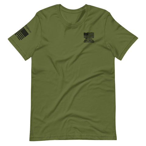 Support Our Troops - Short-Sleeve Unisex T-Shirt