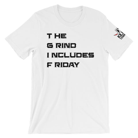 TGIF - Short-Sleeve Unisex T-Shirt