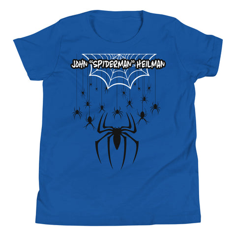 Spiderman - Youth Short Sleeve T-Shirt