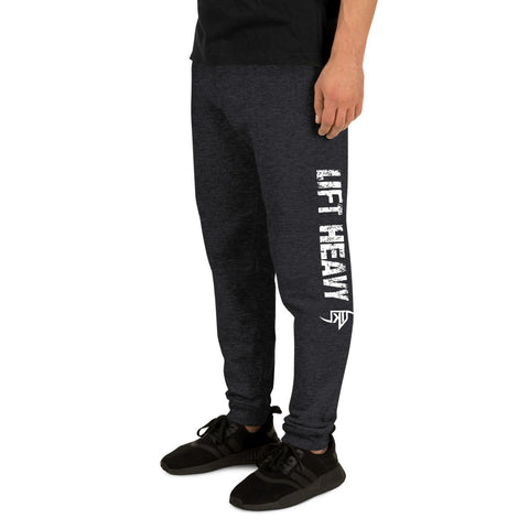 Lift Heavy - Unisex Joggers