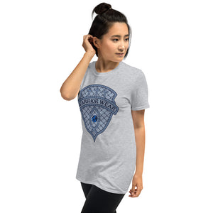 Women's T-Shirt Short-Sleeve- GRACE IS A KINGDOM -