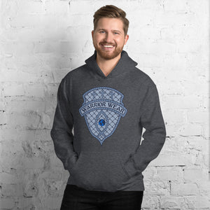 Men's Hoodie- JESUS REIGNS NOW AND FOREVER -