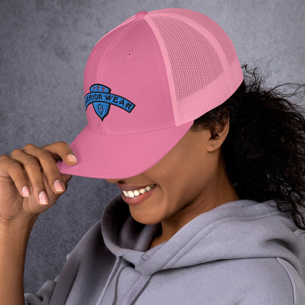 Women's Trucker Cap - Pink