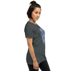 Women's T-Shirt Short-Sleeve- LAY DOWN YOUR PAST -