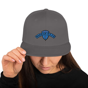 Women's Snapback Hat - Dark Grey