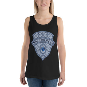 Women's Sleeveless T-Shirt- PAIN GIVES BIRTH TO THE PROMISE -