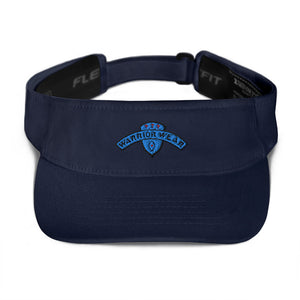 Women's Visor - Navy