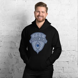 Men's Hoodie- WALK LIKE YOU'RE FREE -