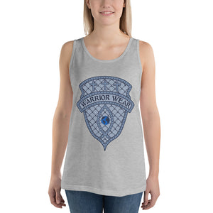 Women's Sleeveless T-Shirt- I BELIEVE IN CHRIST THE SON -