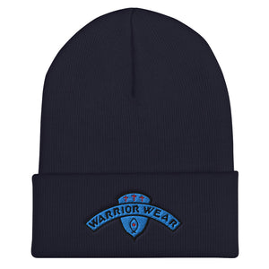 Women's Cuffed Beanie - Navy