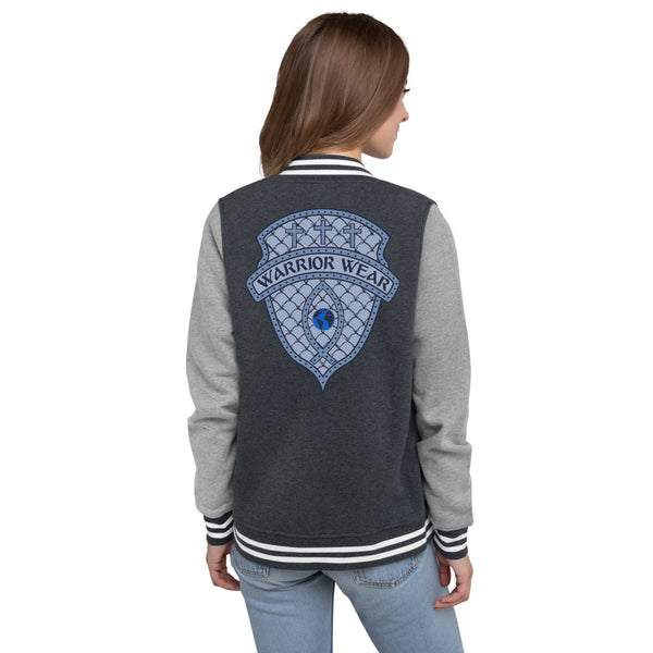 Women's Letterman Jacket - S