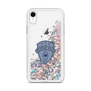 Liquid Glitter iPhone Case - Pink / iPhone XR