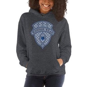 Women's Hoodie - Dark Heather / S