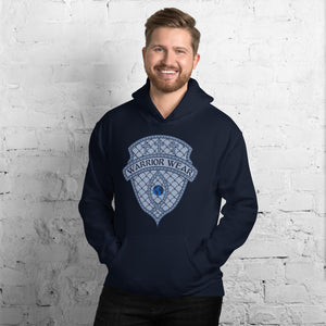 Men's Hoodie- MY FAITH WON'T BE SHAKEN -