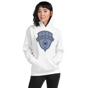 Women's Hoodie- WARRIOR OF GOD -