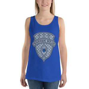 Women's Sleeveless T-Shirt- LIVE LIKE YOU'RE LOVED -