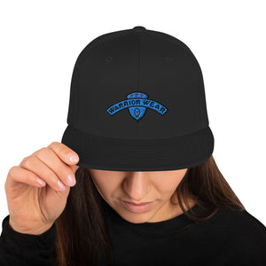 Women's Snapback Hat - Black