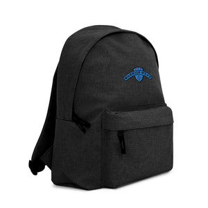 Embroidered Backpack -