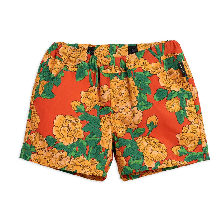 Mini Rodini Peonies Shorts