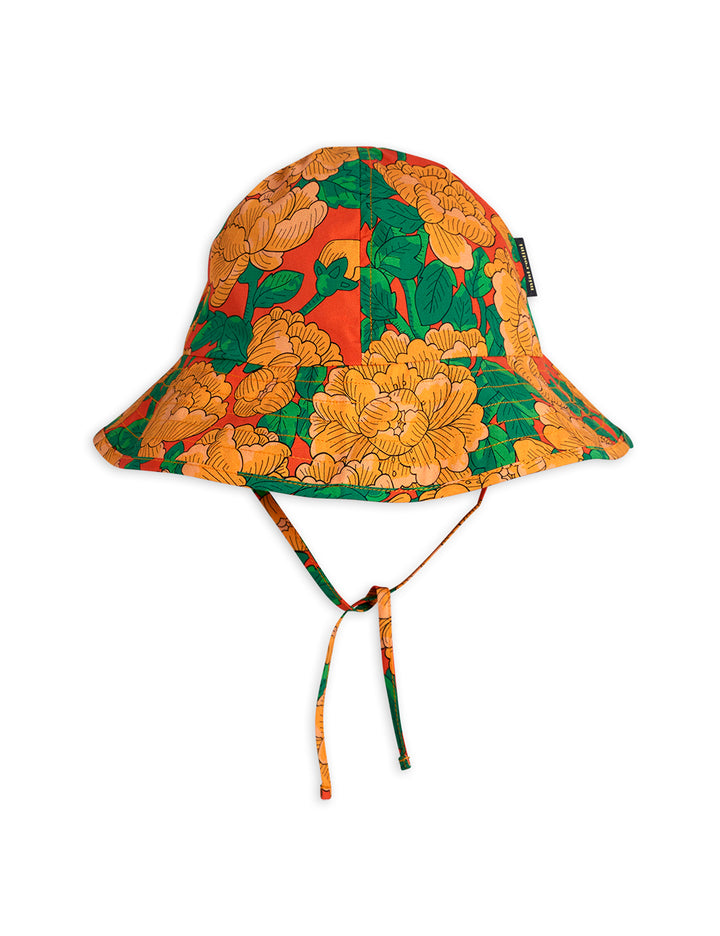 Mini Rodini Peonie Kids Bucket Hat