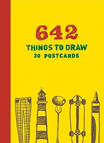 642 Things To Draw Postcards