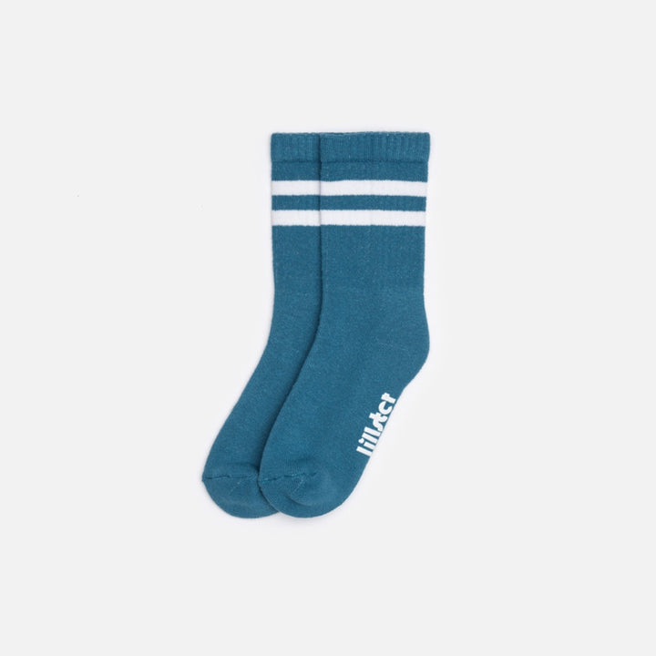 Lillster Ocean Tube Socks (blue)