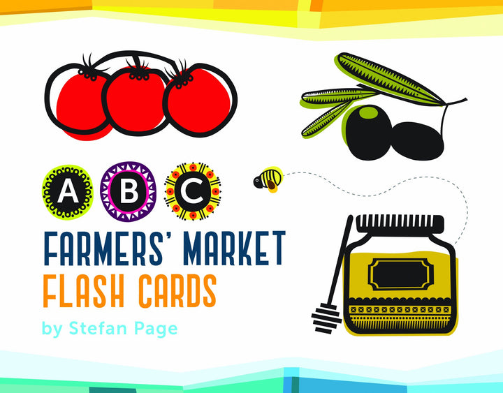 ABC Farmers' Market Flash Cards