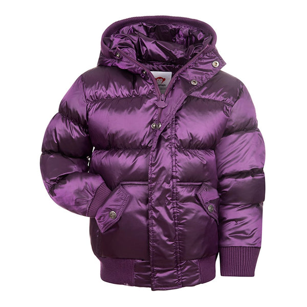 Appaman Puffy Jacket (grape)