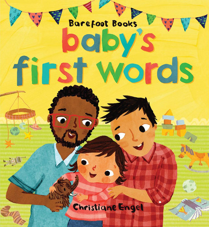 Baby's First Words - Bilingual Spanish Board Book