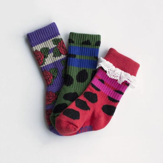 Infant Lillster Socks - multi