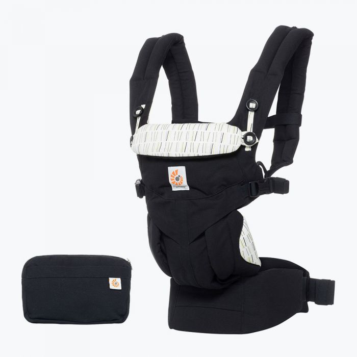 Ergo Omni 360 All in One Baby Carrier (downtown)
