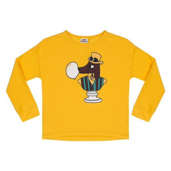 Jelly Alligator Yellow Fogdog Shirt