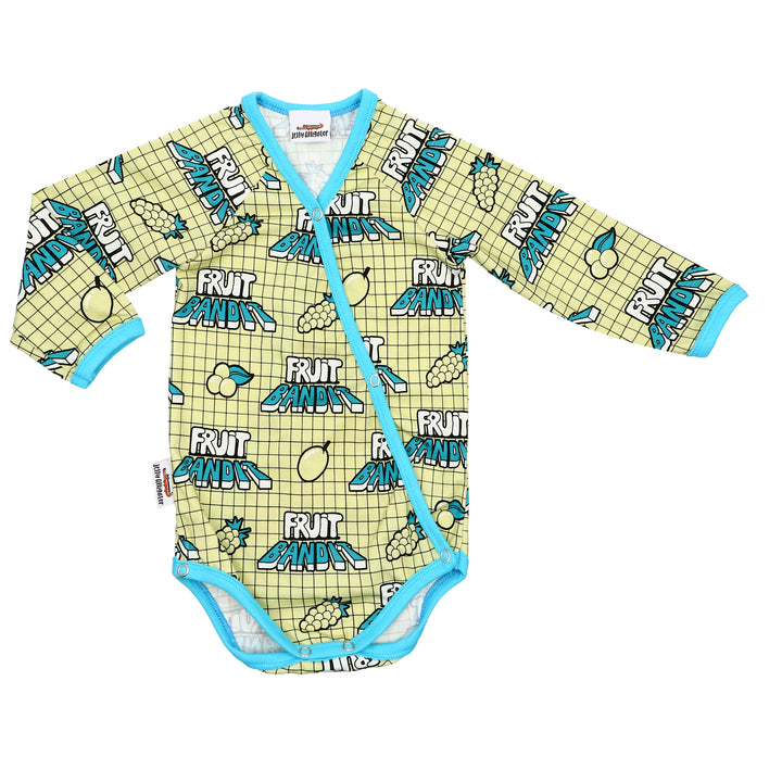 Jelly Alligator Fruit Bandit Infant Onesie