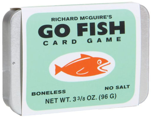 Go Fish Card Game by Richard McGuire