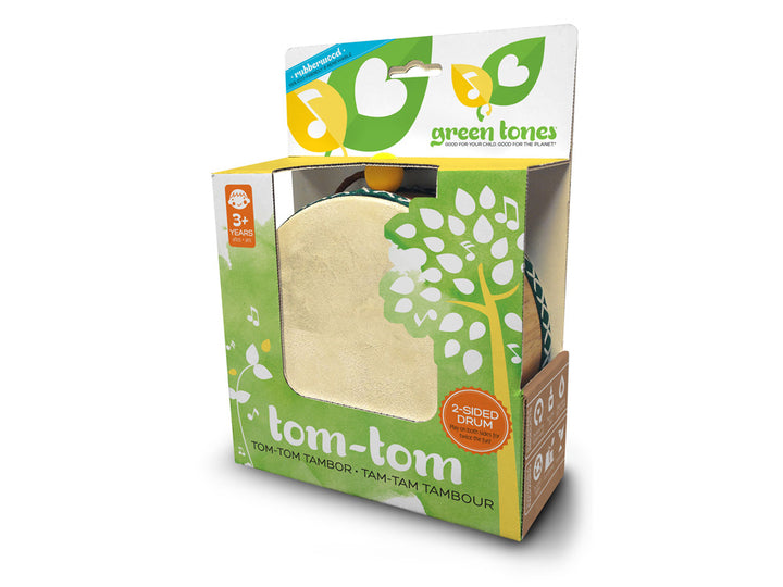 Green Tones Tom Tom Drum