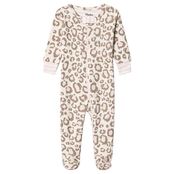 front of infant leopard sleeper