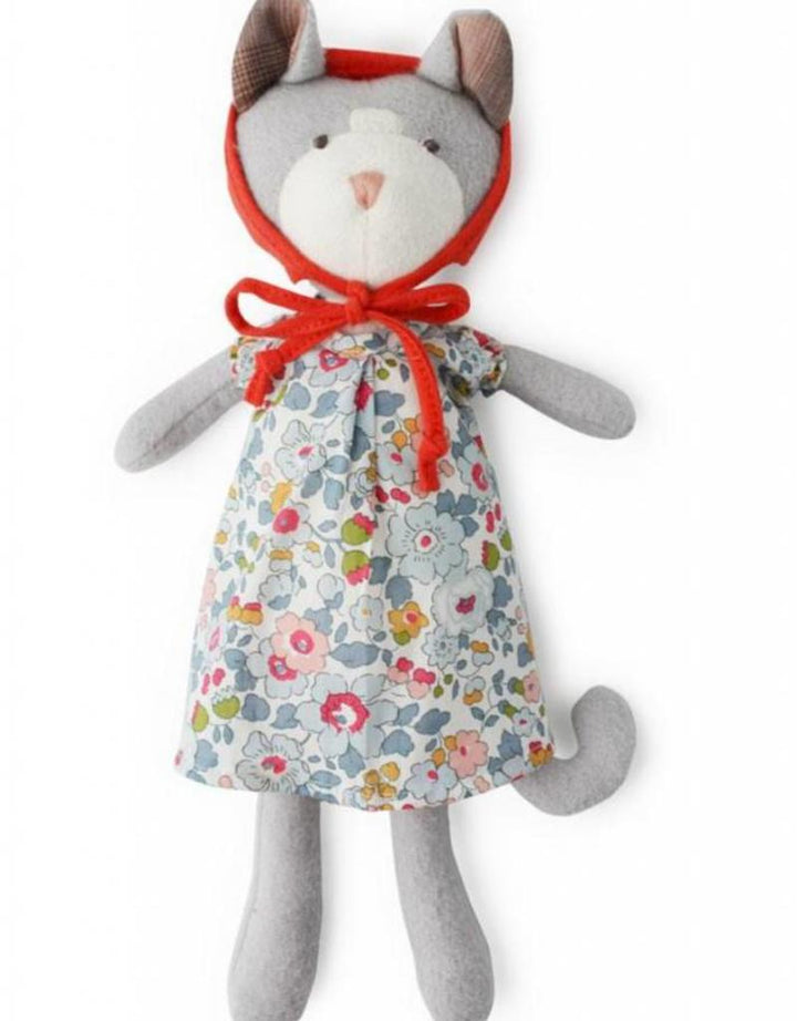 Hazel Village Gracie Cat (tea party dress / bonnet)