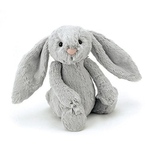 Jellycat Bashful Bunny Grey (medium)