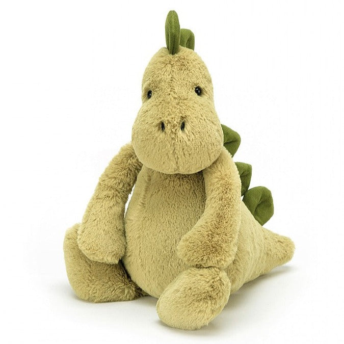Jellycat Bashful Dino Small (green)