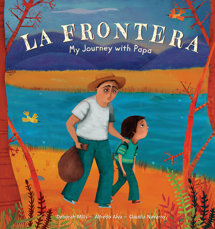 La Frontera - My Journey with Papa (spanish/english)
