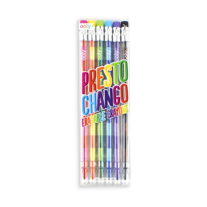 OOLY Presto Chango Erasable Crayons