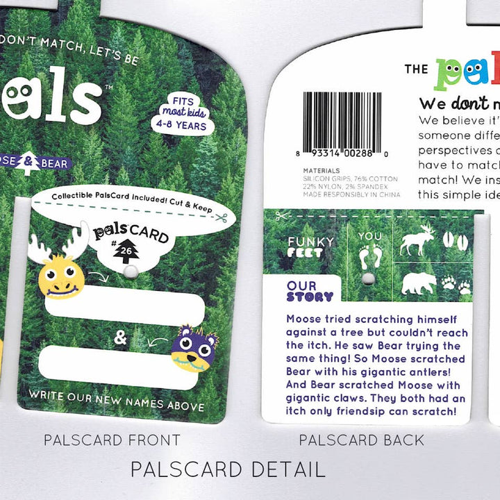 Pals collectible card