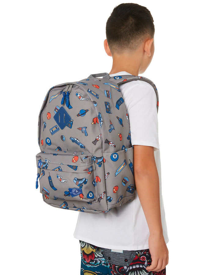 Parkland backpack example