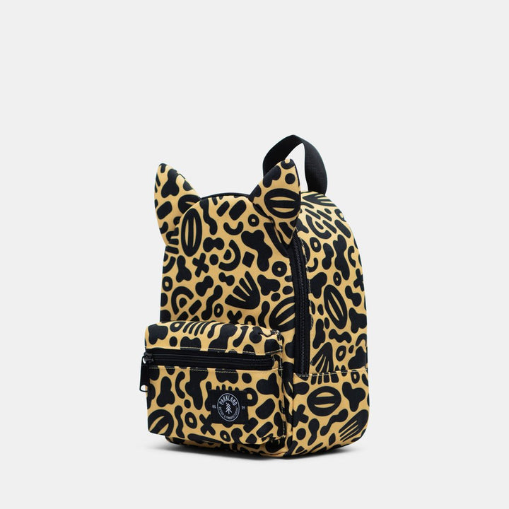 Parkland Little Monster Backpack Nuetron (yellow/black)