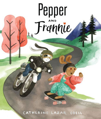 Pepper & Frannie by Cat Odell