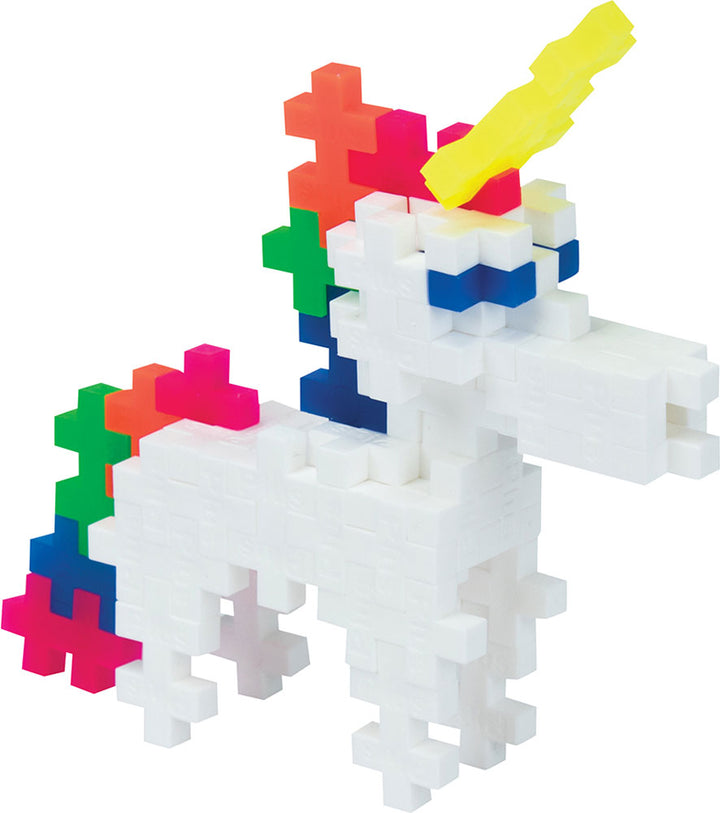 Plus-Plus Tube Unicorn