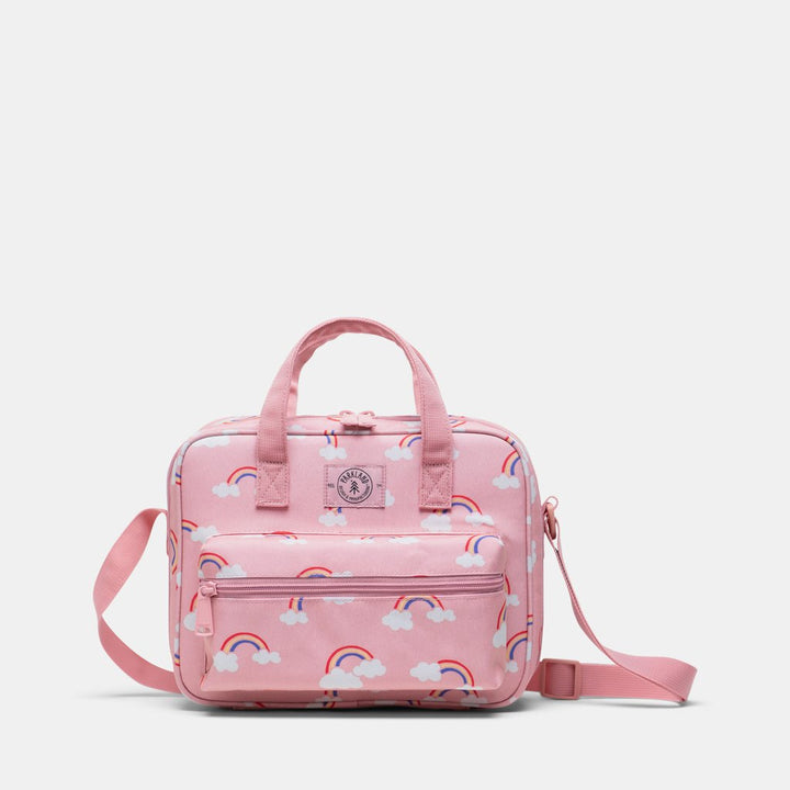 Parkland Tag Rainbow Lunch Bag (pink)