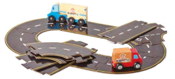 Road To Go Puzzle